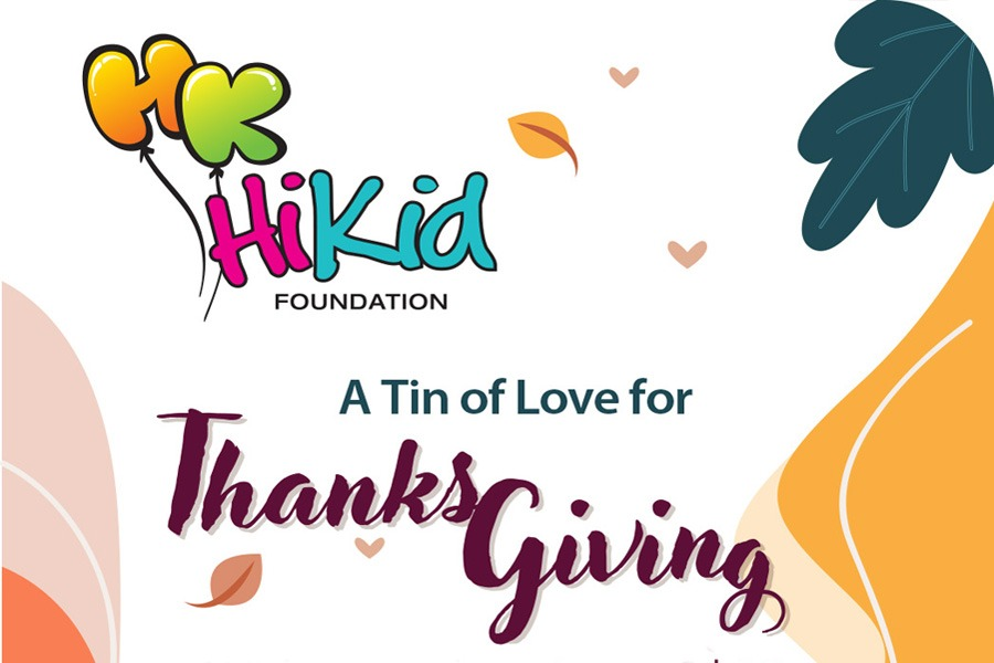 A Tin of Love | Thanksgiving 2020